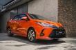 Toyota Vios 2020 được ra mắt tại Malaysia