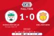 HAGL thắng Nam Định, tạm thoát nhóm cầm đèn đỏ