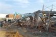 Hiện trường đổ nát sau vụ sập tường 10 người chết ở Đồng Nai