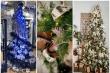 6 gam màu trang trí nhà lên ngôi mùa Giáng sinh 2020