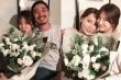 Hậu ly hôn, Song Hye Kyo đón tuổi 38 bên bạn bè
