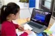 Không đến trường, học sinh Hà Nội chuyển học trực tuyến