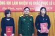Tuyển dụng quân nhân chuyên nghiệp cho vợ 2 liệt sỹ hy sinh ở Rào Trăng 3