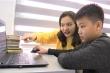 Ảnh: Học sinh Hà Nội học trực tuyến phòng virus corona
