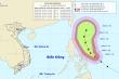 Siêu bão SURIGAE giật trên cấp 17, cách Philippines 420km