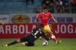 HLV Phạm Minh Đức: 'Buồn vì Hà Tĩnh không dám chơi bóng, hòa Hà Nội FC là may'
