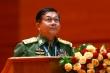 Liên tiếp bị phương Tây giáng đòn trừng phạt, Thống tướng Myanmar lên tiếng