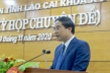 Tân Chủ tịch UBND tỉnh Lào Cai 43 tuổi là ai?