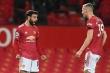 Bruno Fernandes lập siêu phẩm, Man Utd vẫn đánh rơi chiến thắng ở giây cuối