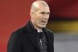 HLV Zidane chia tay Real Madrid sau mùa này