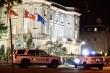 Cảnh sát Mỹ bắt sống nghi phạm nổ súng vào Đại sứ quán Cuba