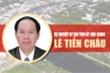 Infographic: Chân dung Bí thư Tỉnh ủy Hậu Giang Lê Tiến Châu
