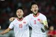 Hoãn vòng loại World Cup 2022: Tuyển Việt Nam nặng gánh cuối năm