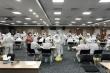 Hai công nhân dương tính với SARS-CoV-2, Công ty Samsung xét nghiệm trong đêm