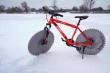 Video: Cận cảnh xe đạp bánh răng cưa chạy bon bon trên băng tuyết