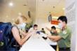 Bệnh nhân Covid-19 thứ 17 có hai hộ chiếu khi nhập cảnh  Việt Nam