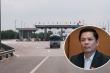 Bộ trưởng GTVT Nguyễn Văn Thể từng bút phê nhiều văn bản liên quan vụ Út 'trọc'