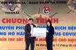 Đại học Phenikaa tặng 8.000 lít dung dịch sát khuẩn cho học sinh các tỉnh