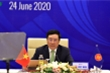 Phó Thủ tướng: COVID-19 không ảnh hưởng đến chương trình nghị sự của ASEAN
