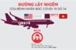 Infographic: Bệnh nhân Covid-19 thứ 34 lây nhiễm cho những ai?