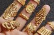 Giá vàng trụ vững trên đỉnh cao
