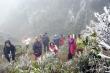 Hôm nay vùng núi cao Bắc Bộ rét dưới 5 độ C, khả năng xuất hiện sương muối