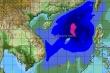 Sau bão số 8, lại xuất hiện xoáy thuận nhiệt đới gây mưa to cho miền Trung