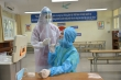 Hà Nội diễn tập xử lý tình huống thí sinh thi tốt nghiệp THPT nghi mắc COVID-19