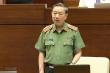 Bộ trưởng Tô Lâm: Tội phạm kinh tế,  tham ô thuộc nhóm chiếm tỷ lệ cao nhất  2019