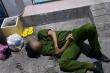 Bắt thanh niên ngáo đá tấn công trung úy cảnh sát ở TP.HCM