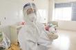 Sản phụ sinh con khi đang điều trị COVID-19