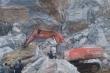 Sạt lở đất đá khi thi công mở hào thoát nước, 4 người thiệt mạng