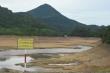 Hạn hán ghê gớm ở miền Trung, hồ thủy điện cạn nước khiến thủy điện ngưng hoạt động