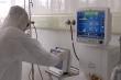 Cận cảnh bệnh viện dã chiến chống virus corona tại Móng Cái