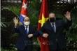 Việt Nam mong mở rộng hợp tác chuyển giao công nghệ vaccine COVID-19 với Cuba