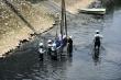 Công ty Nhật Bản từ bỏ việc xử lý ô nhiễm sông Tô Lịch
