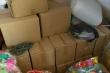 Gom 100 nghìn khẩu trang y tế bẩn về tái chế để bán