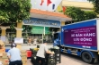 TP.HCM xuất hiện các điểm bán hàng lưu động, phục vụ mua sắm khi giãn cách
