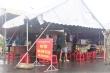 Đà Nẵng dùng container, xe buýt lập chốt chống dịch khi bão Conson đổ bộ