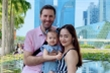 Lan Phương 'Nàng dâu order' chia sẻ bí quyết giúp em bé ngoan ngoãn khi đi máy bay