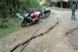 Nghệ An: Nứt núi, hàng trăm hộ dân hoang mang