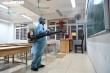 Học sinh tại các tỉnh công bố dịch corona được nghỉ học