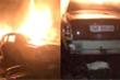 Siêu xe Rolls-Royce độc nhất vô nhị bốc cháy ngùn ngụt trong đêm