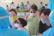 Ảnh: Người Hà Nội kéo nhau đi xét nghiệm COVID-19 sau chuyến du lịch Đà Nẵng