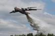 Video: Vận tải cơ Nga thả 'bom' nước chữa cháy ở Siberia