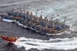 Tàu cá Trung Quốc bị vạch trần mánh khóe khi hoạt động trên vùng biển quốc tế