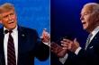 Trực tiếp: Buổi tranh luận Tổng thống Mỹ cuối cùng