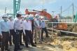Công trình hơn 720 tỷ ở Đà Nẵng chậm tiến độ: 'Tất cả đều đổ cho ông trời'