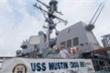 Mỹ điều tàu chiến USS Mustin đến Biển Đông, Trung Quốc kêu gọi dừng khiêu khích
