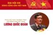 Infographic: Sự nghiệp Phó Chủ tịch Hội Nông dân Việt Nam Lương Quốc Đoàn
